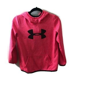 Under Armour Loose Hoodie Sz Youth L